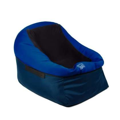 Bean seat : Pouf for handicapped children that can be shaped with vacuum.
