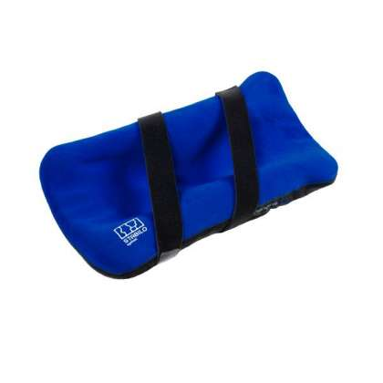 Wheelchair armrests for forearms Cuff