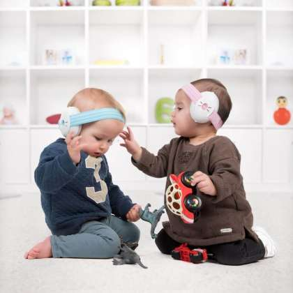 Muffy Baby casques