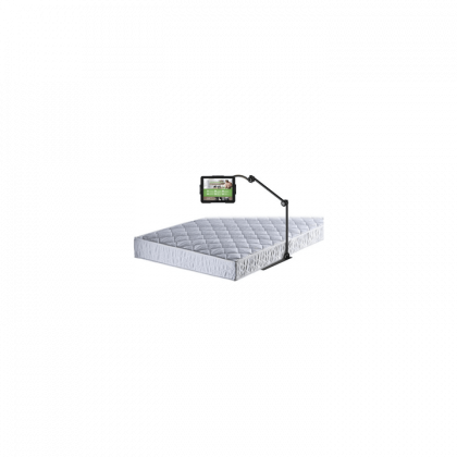 Flexible bed support