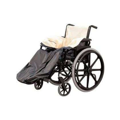 Couvre jambes fauteuil roulant