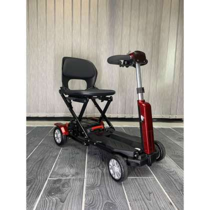 AUTOMATIC FOLDING SCOOTER...