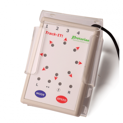 Track-It contactor interface