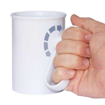 Tasse anti-renversement HandSteady