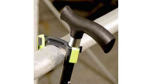 Essential accessory to improve balance and facilitate walking for elderly or disabled people