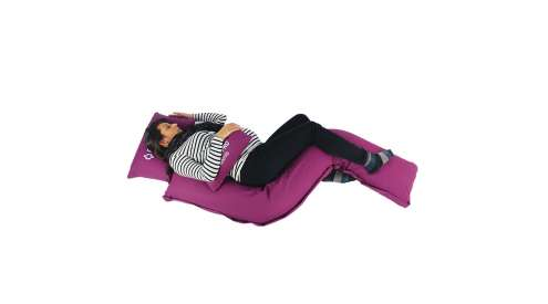 Bed positioning cushions