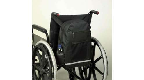 Wheelchair and scooter bag